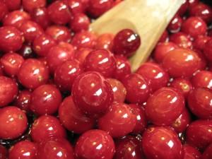 Une vertueuse petite baie rouge très antioxydante: le cranberry